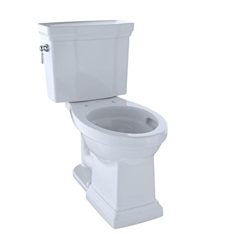 You Can This Traditionally Designed Two Piece Toilet With Confidence Knowing That Its Ful And Quiet Flush Combined Low
