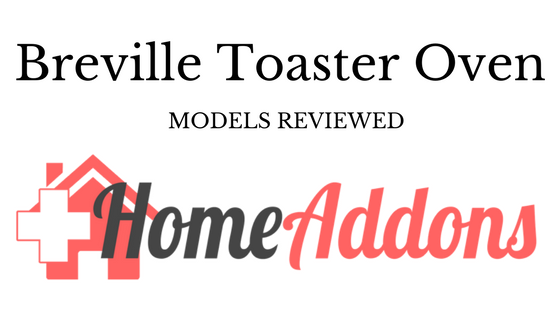 Breville Toaster Oven reviews featured image