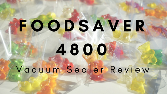FOODSAVER 4800 review