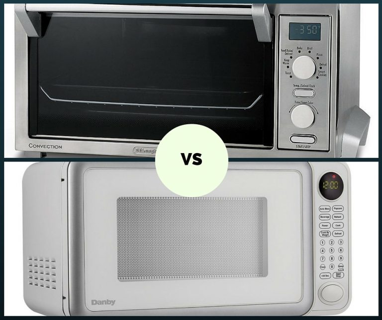 Toaster Oven Vs Microwave Homeaddons