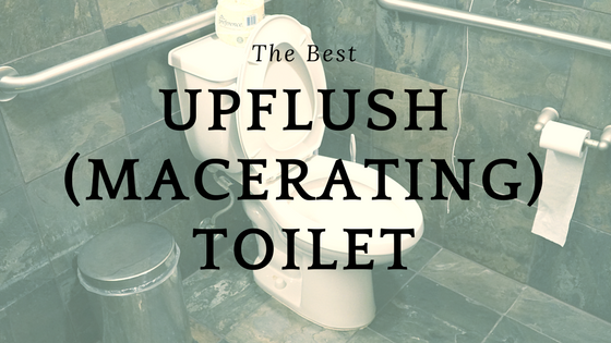 Best Upflush Macerating Toilet Featured Image