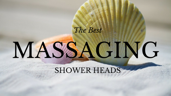 best massaging shower heads reviews featured image