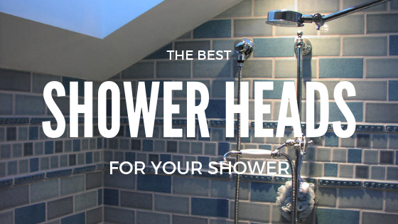 best shower heads review featured image