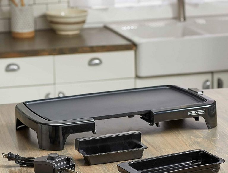 back + decker electric griddle