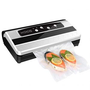 KOIOS TVS-2150 Vacuum Sealer Review