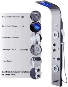 ELLO&ALLO Shower Panel Tower System Review
