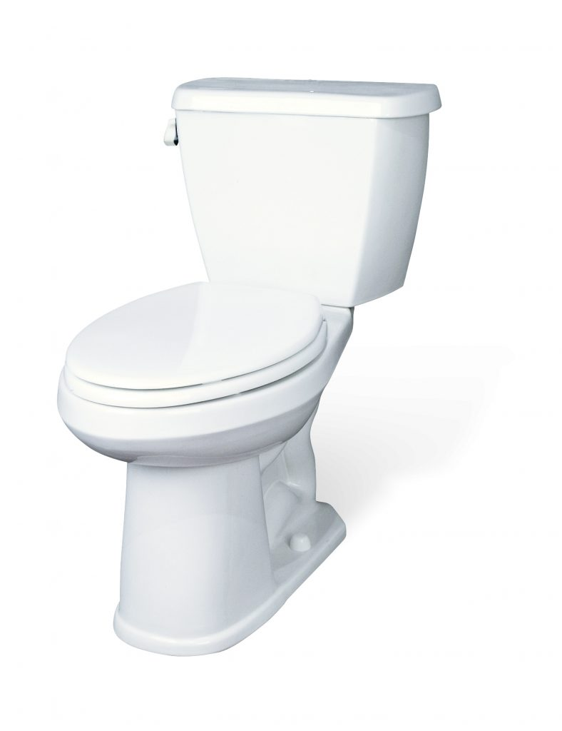 Gerber GWS21818 Avalanche 1.28 GPF Two-Piece Elongated ErgoHeight Toilet