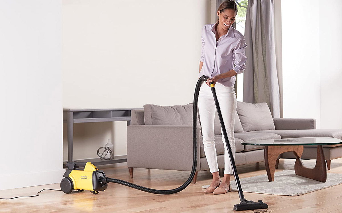 Best Canister Vacuum Cleaner Reviews