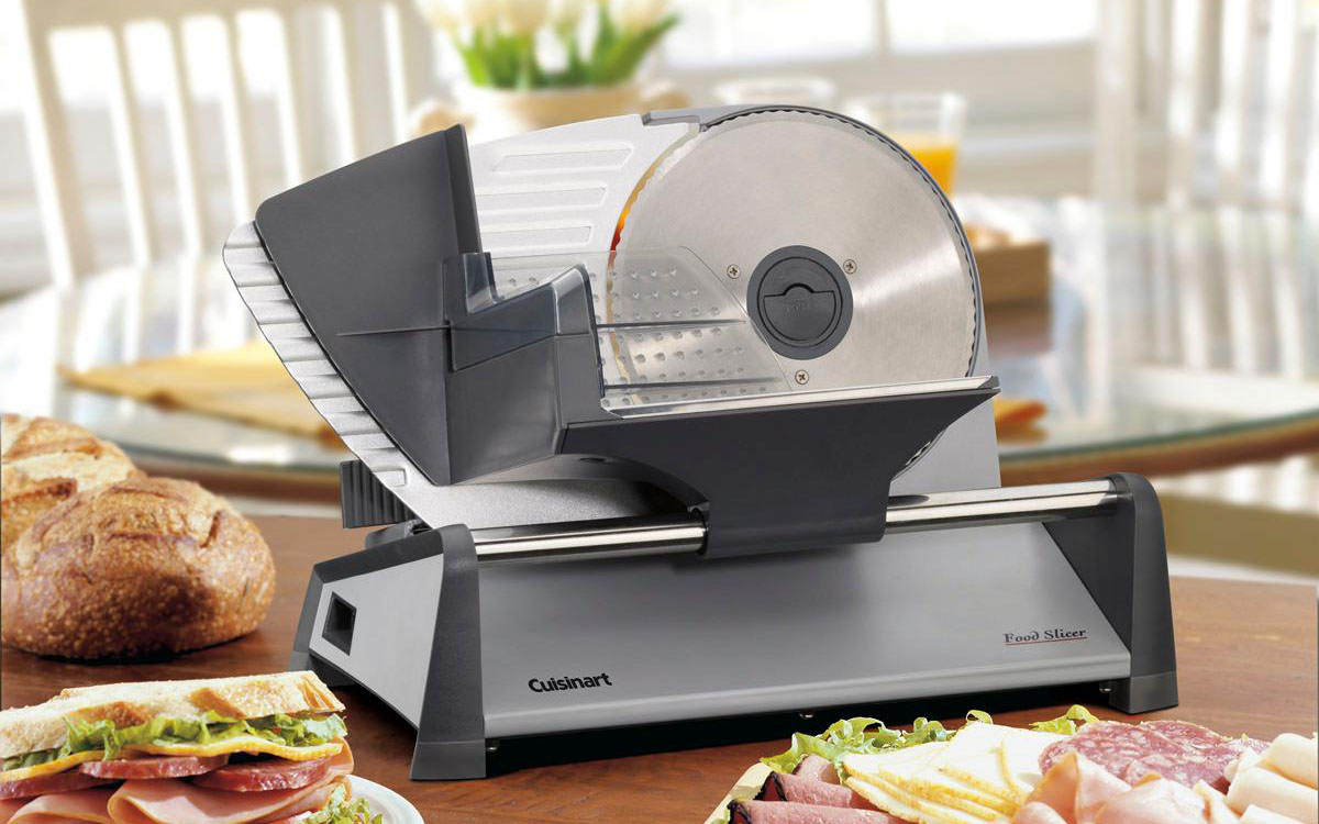 Cuisinart Meat Slicer Reviews