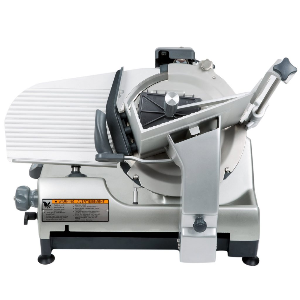 Hobart HS9-1 13 Automatic Slicer with Interlocks and Removable Knife