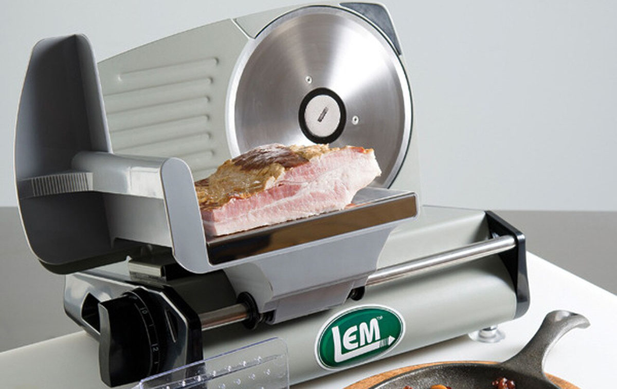 LEM Meat Slicer Reviews