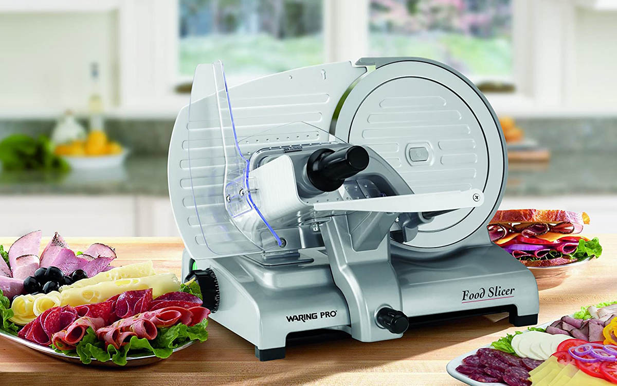 Waring Pro Meat Slicer Review