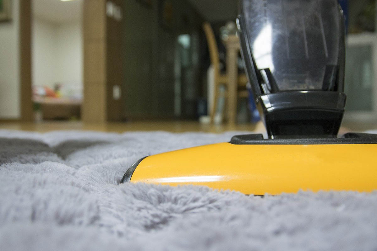 The Dangers of Vacuuming Up Baking Soda
