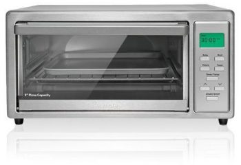 Kenmore 4-Slice Toaster Oven, Stainless Steel​