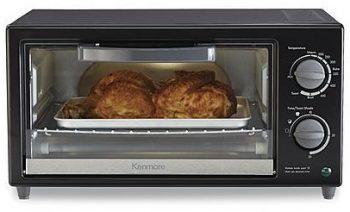 Kenmore KMOPPTO 4-Slice Toaster Oven